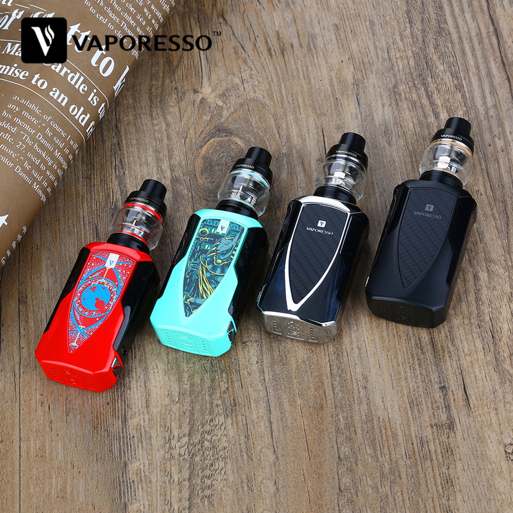 Original Vaporesso Tarot Baby 85W TC Kit With 4.5ml/2ml NRG SE Tank & 2500mAh Built-in Battery & 0.002s Firing Speed E-cig Kit