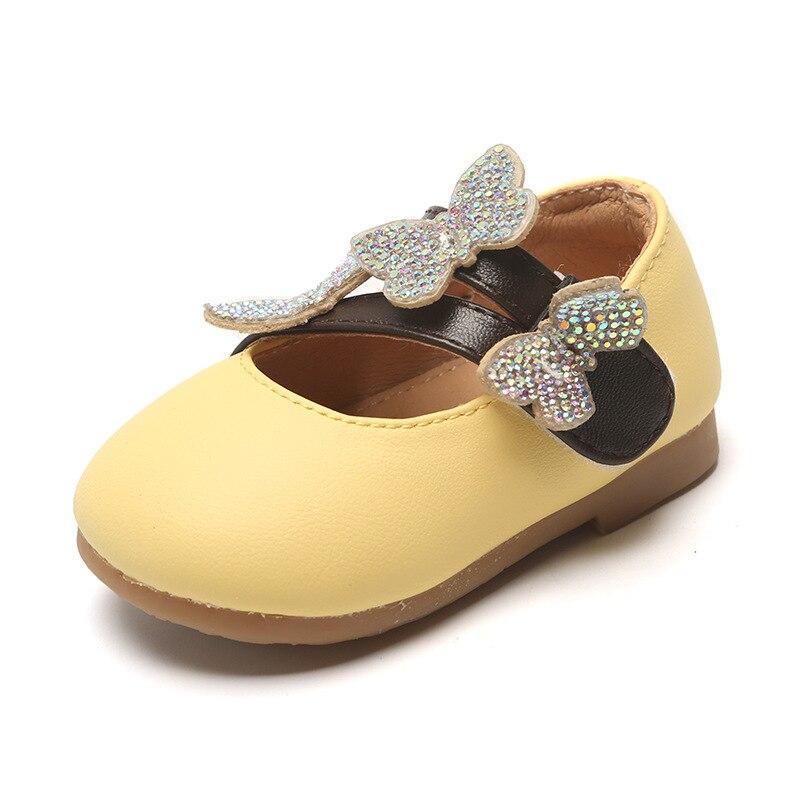 arco princesa sapatos de couro sapatos 04
