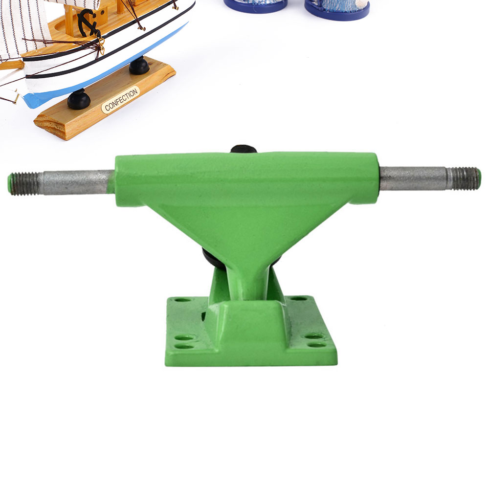 2Pcs 3.25 Inches Skateboard Bridge Bracket Truck Longboard Parts Professional