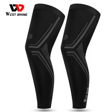 Breathable Leg Warmers Compression Sleeve Anti-UV Sport Leggings Cycling Running Basketball Racing Men Women Arm Leg Warmers