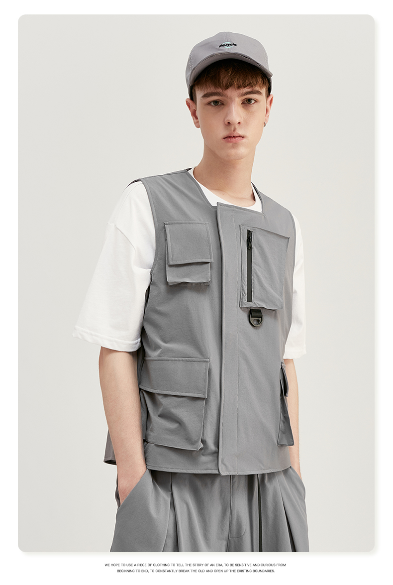 tactical vest fashion