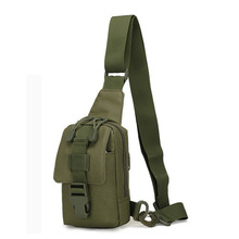 Chest-Bag Hunting-Backpack Military-Shoulder-Bag Fishing Camo-Sling Hiking Tactical Outdoor