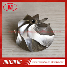 Compressor-Wheel Turbocharger GT15-25 Milling 0-Blades-Point Air-Curve 2618/billet