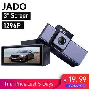 JADO D320C Car DVR IPS Color Screen hidden camera Dash Cam 24H Parking Monitor Driving Camera