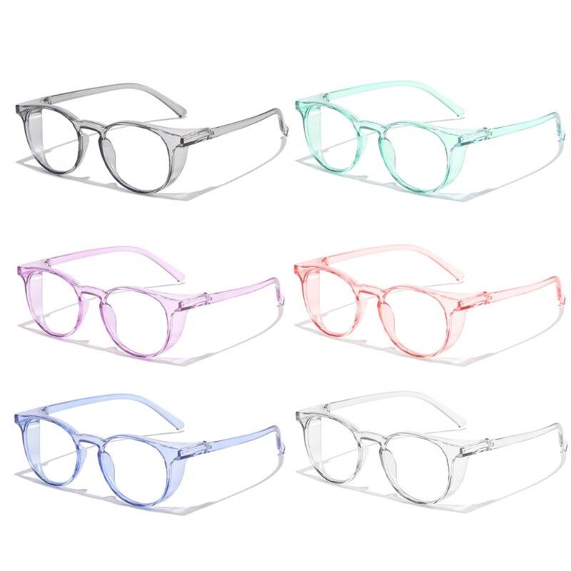 Защитные очки, противотуманные очки, защитные очки, боковые экраны, защита от сисветильник, защитные очки для мужчин, женщин, мужчин, очки дл...