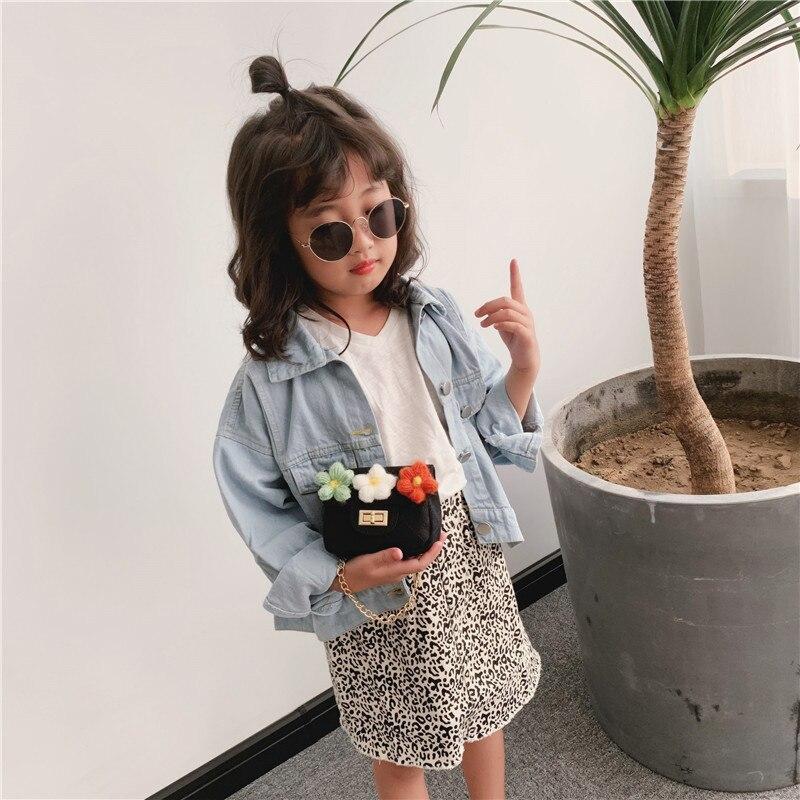CHILDREN'S Bag 2019 New Style Shoulder Bag Girls Fashion Chain Mini Small Sachet Princess Shoulder Purse Fashion