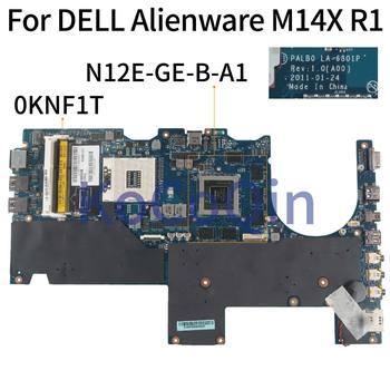 KoCoQin ordenador portátil placa madre para DELL Alienware M14X R1 placa base...