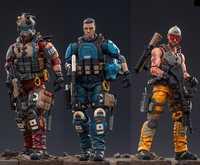 JOYTOY 1/18 figurines 3 pièces CORPS marin soldat militaire figurine modèle jouets collection jouet livraison gratuite