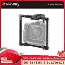 Универсальная версаобразная клетка SmallRig для Canon, подходит для моделей Canon 1750/1DX/Nikon D3X/D3S/Sony a7/a7II/Panasonic GH5/GH3/GH4/Fujifilm