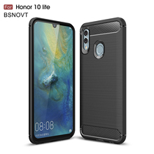 For Huawei Honor 10 Lite Case Silicone Shockproof Anti-knock Cover BSNOVT