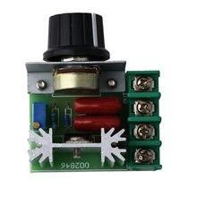 1 pièces ca 220 V 2000 W SCR régulateur de tension variateur de vitesse régulateur de Thermostat de vitesse