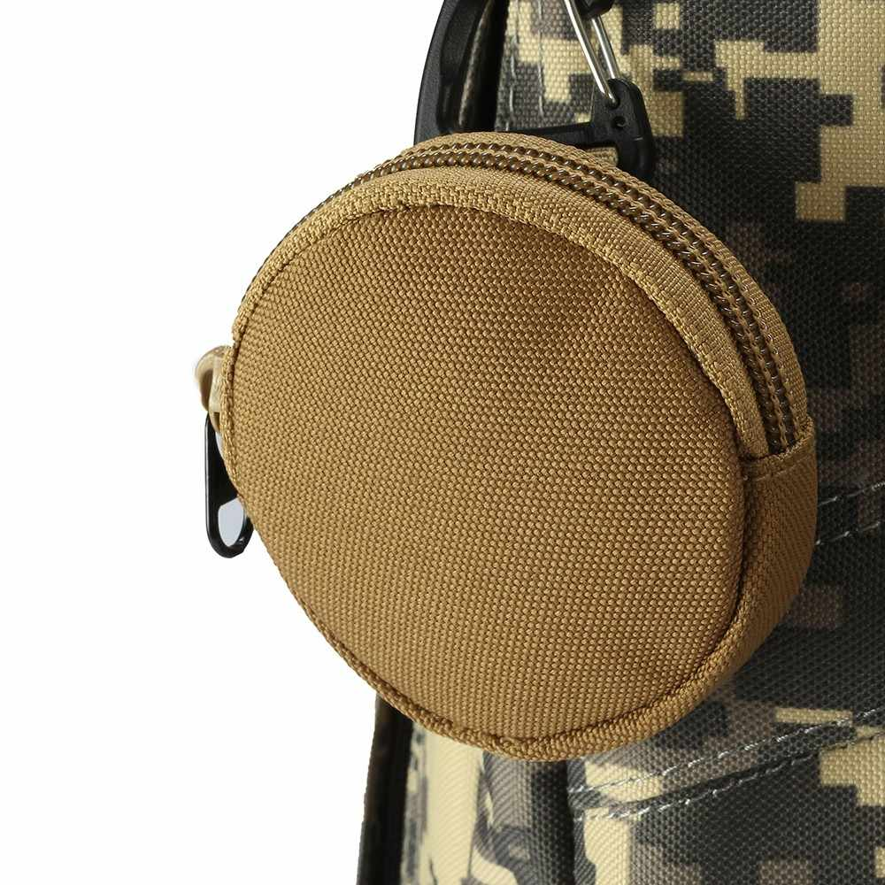 1000D Berburu EDC Pack Taktis Molle Utilitas Fungsional Tas Praktis Koin Dompet Militer Kunci Earphone Pouch Camping Hiking