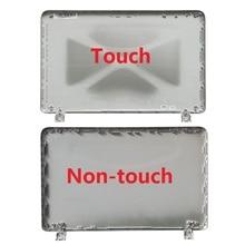 Yeni Laptop LCD arka kapak HP Pavilion 15 P 15 P066US 15 P000 gümüş olmayan dokunmatik 762508 001/dokunmatik