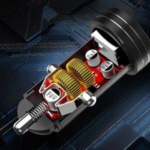 Image 4 - Rocketek métal double USB chargeur de voiture pour téléphone portable tablette GPS 3.1A rapide voiture chargeur adaptateur pour iPhone Xiaomi Huawei Samsung