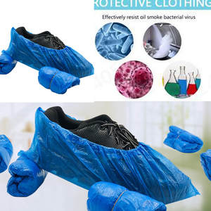Pouch Shoes-Cover Organizer Disposable Plastic Cleaning Rainy Waterproof Outdoor 100pcs