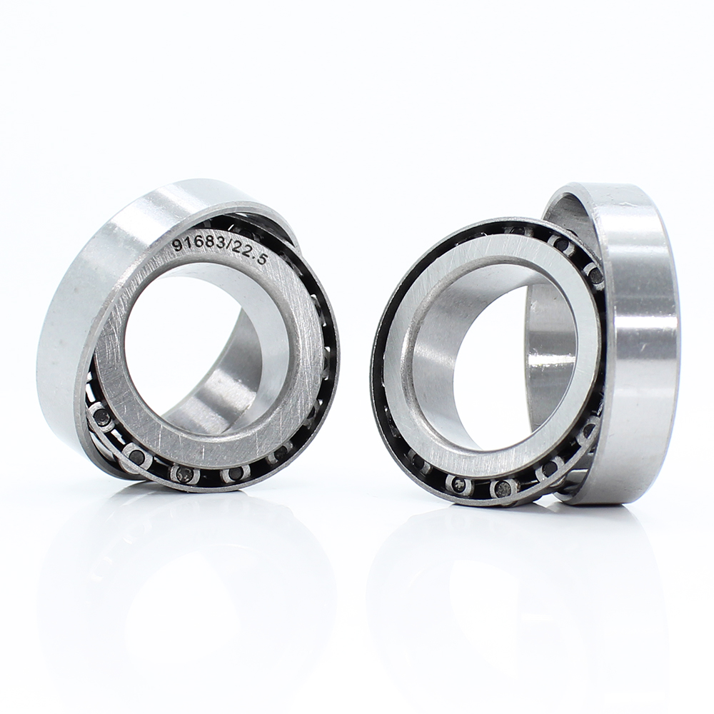 91683 Pressure Bearing 91683/22.5 ( 1 PC ) + 91683/24 ( 1 PC ) = Total ( 2 Pcs ) ABEC-1 Taper Roller
