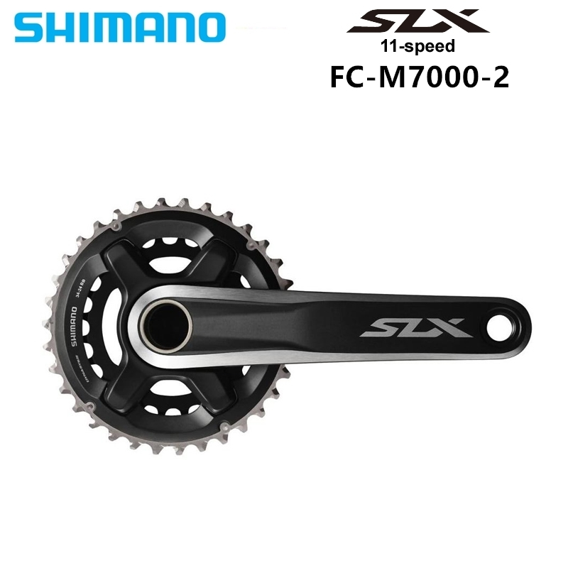 Shimano Slx Fc M7000 1/2 /x11s 11S/22S /30S Bicycle Pedal Components Mtb Mountain Bike Wheel Parts Chain