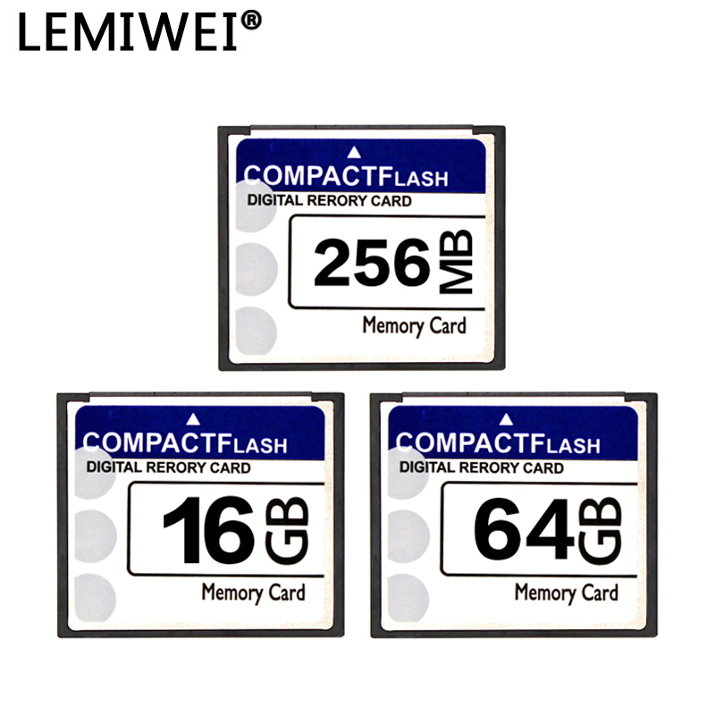 Real Capacity Memory Card 256MB 512MB 1GB 2GB 4GB 8GB 16GB 32GB 64GB CF Card 128GB Compact Flash Card Free Shipping