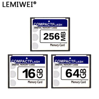 Real Capacity Memory Card 256MB 512MB 1GB 2GB 4GB 8GB 16GB 32GB 64GB CF Card 128GB Compact Flash Card Free Shipping