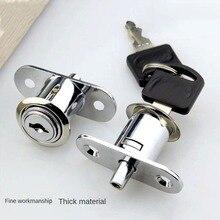Lock-Letter-Box Lock Cabinet 2-Keys Metal