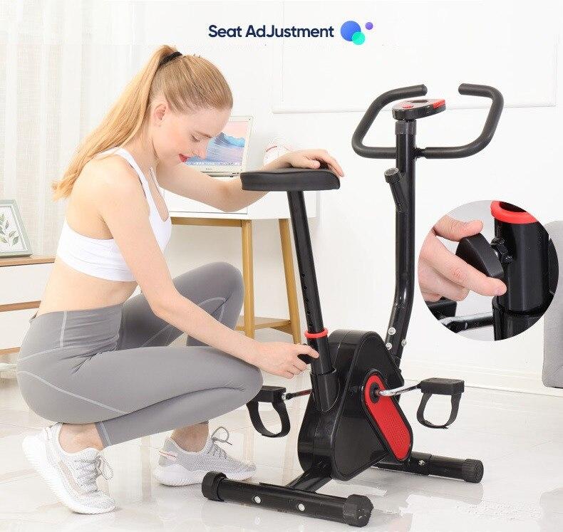 Bicicleta para ciclismo, equipamento de exercício fitness