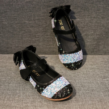 Cute Glitter Rainbow Sequins Shoes 1 – 4 Years