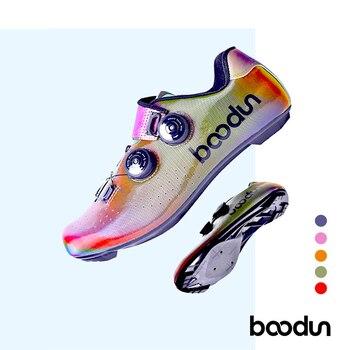 boodun night vision non-slip mtb road