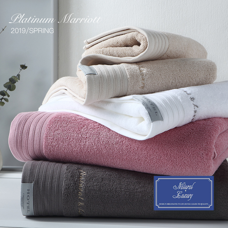 Cotton Hotel Bath Towel Large Absorbent Adults Thick Men Winter Towel Wrap Soft Cotton Adult Pink Bath Towel Women Sexy 6MM81
