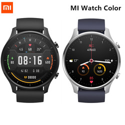 Original Xiaomi Smart Watch Color NFC 1.39'' AMOLED GPS Fitness Tracker 5ATM Waterproof Sport Heart Rate Monitor Mi Watch Color