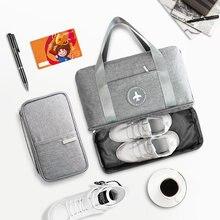Водонепроницаемая дорожная сумка для паспорта телефона документов