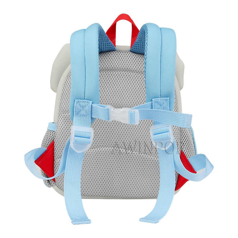 Sacs d'école Koala en 3D pour filles, sacs à dos d'école étanches, Design d'animaux pour enfants, sacs d'école étanches