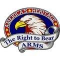 Прозрачная наклейка для 4x Right To Bear Arms