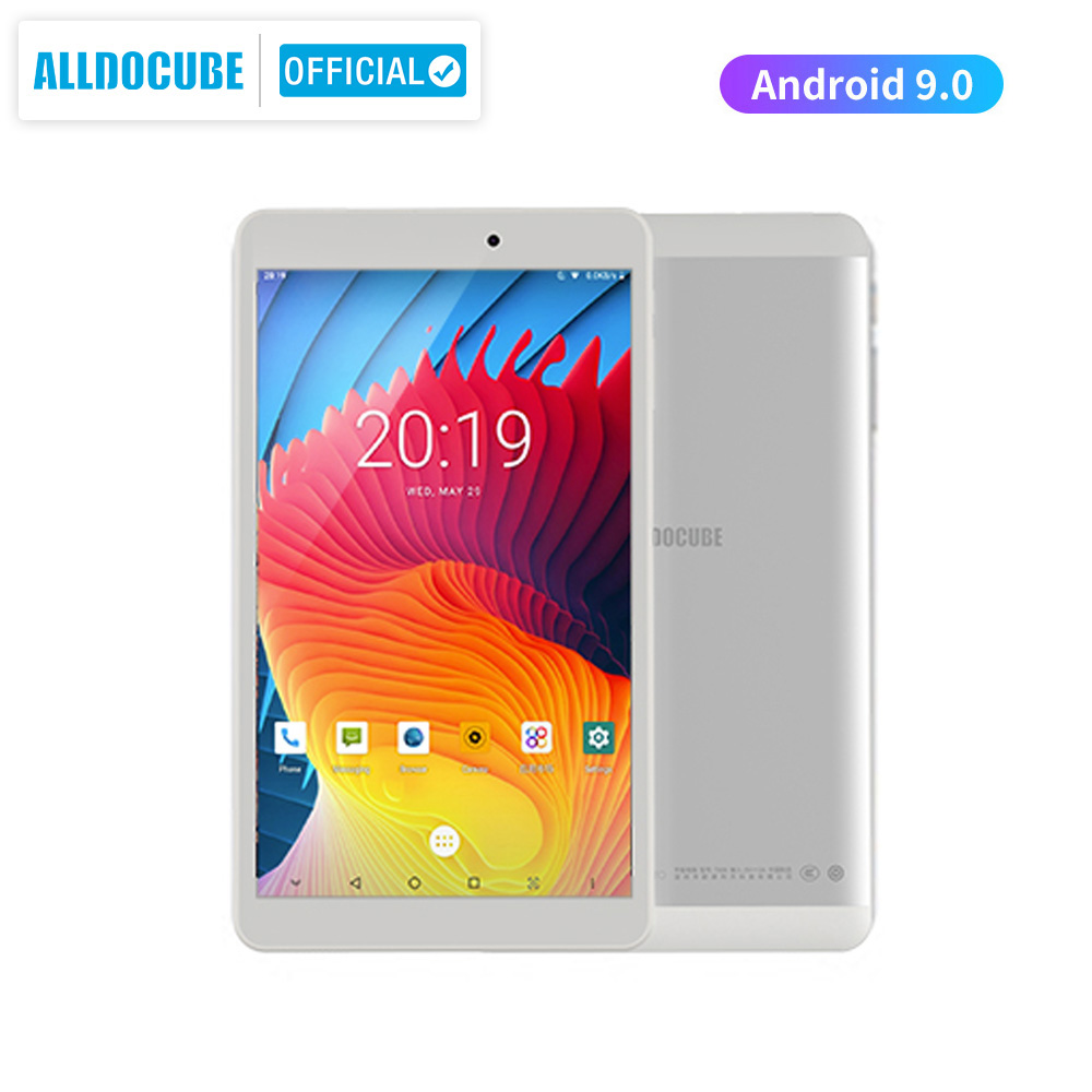 Alldocube Iplay8 Pro 8 Inch Tablet Android 9.0 RAM 2GB ROM 32GB RAM  MTK MT8321 Quad Core 3G Calling Tablet PC 800*1280 IPS