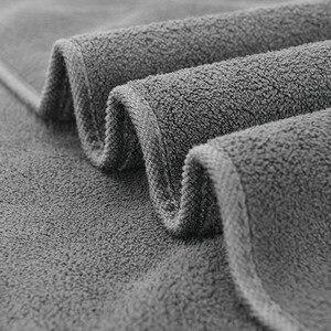 Image 5 - Serviette de lavage de voiture en microfibre 40x40cm, chiffon de nettoyage et de séchage, ourlet automatique, soins, forte Absorption deau, accessoires de voiture