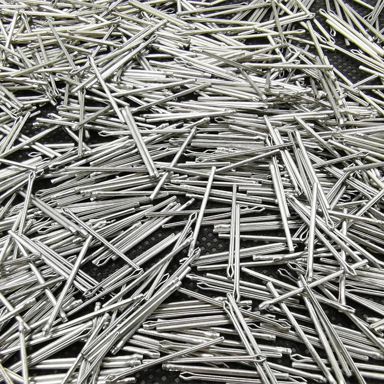 En gros 1000 pièces/sac montre outils & kits de réparation 16,17, 18,19, 20,21, 22,23, 24,25, 26,27, 28 maillons en acier inoxydable broches diamètre 0.9MM