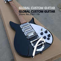 High quality electric guitar, Ricken 325 electric guitar,Backer 34 inches, can be customized , free shipping