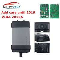 Best For Volvo Diagnostic Tool Vida Dice 2015A Add Cars To 2019 OBD2 Car Better than 2014D Vida Dice Pro Full Chip Green Board
