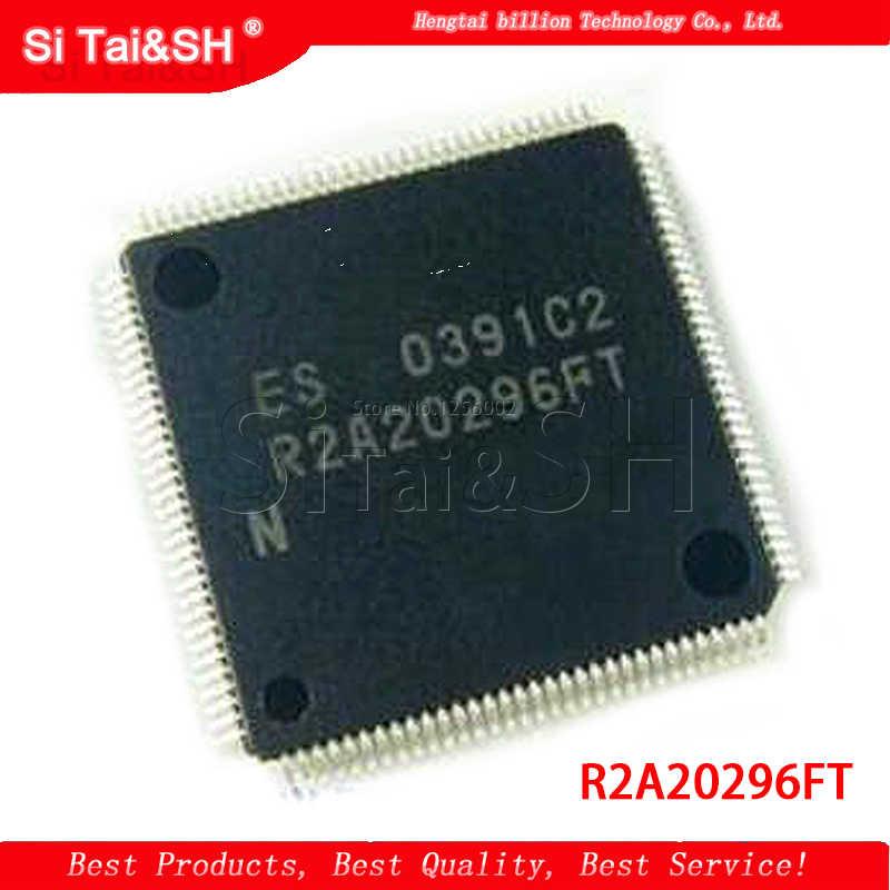 1PCS R2A20296FT QFP-128 Original Integrated Circuit