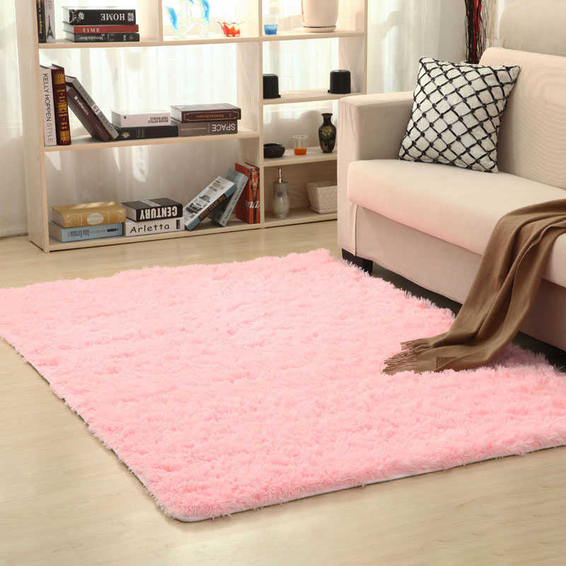 Yimeis カーペットリビングルーム無地敷物寝室のカーペットとの敷物リビングルーム CT49001