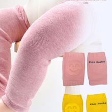 Leg-Warmers Protector Kneepad Bebe-Accessories Crawling-Elbow Safety Kids Cotton Children