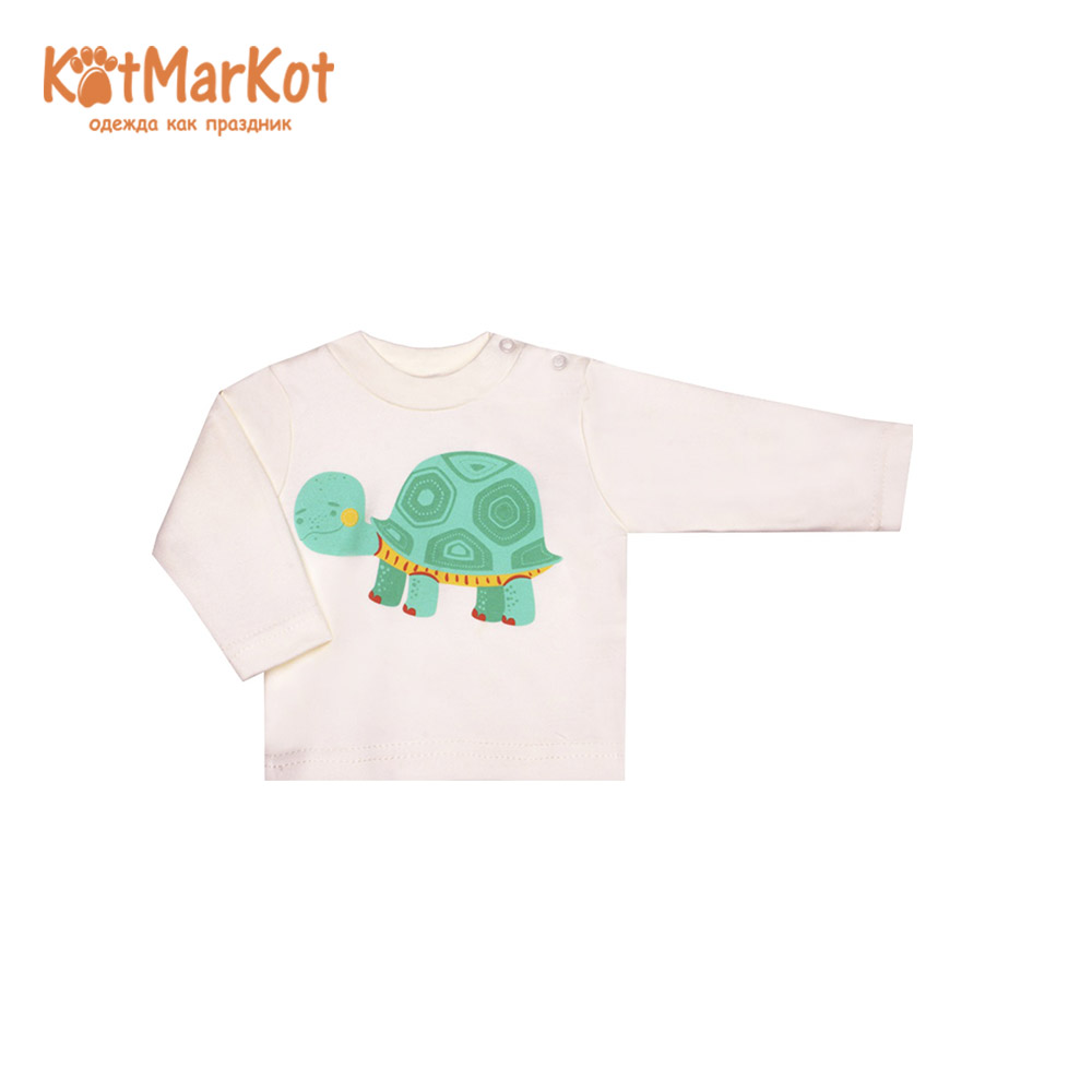 Blouses & Shirts Kotmarkot 7931pullover jumper for boys and girls jackets Cotton