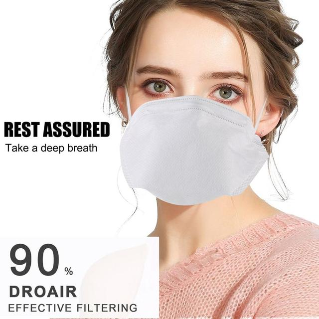 Dust Mask Antivirus flu anti infection Particulate Respirator Level Anti-fog PM2.5 Protective Mask Safety Masks