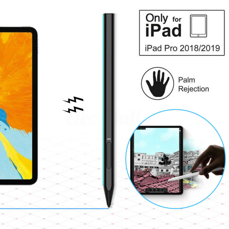 Newest Palm Rejection Stylus Smart Pen Pencil Touch Pen For Apple IPad Pro Air 3rd Gen For IPad 6th & 7th Smart Touch Pen