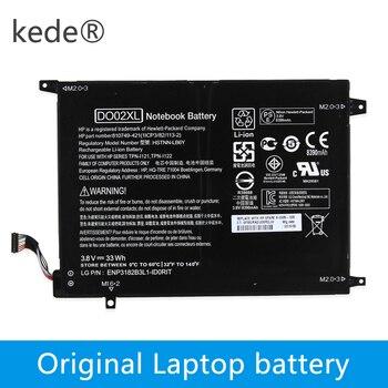 Kede  DO02XL Laptop Battery For HP Pavilion X2 10 Tablet 10-N100 10-N121TU 10-N122TU HSTNN-LB6Y TPN-I121 TPN-I122 810985-005