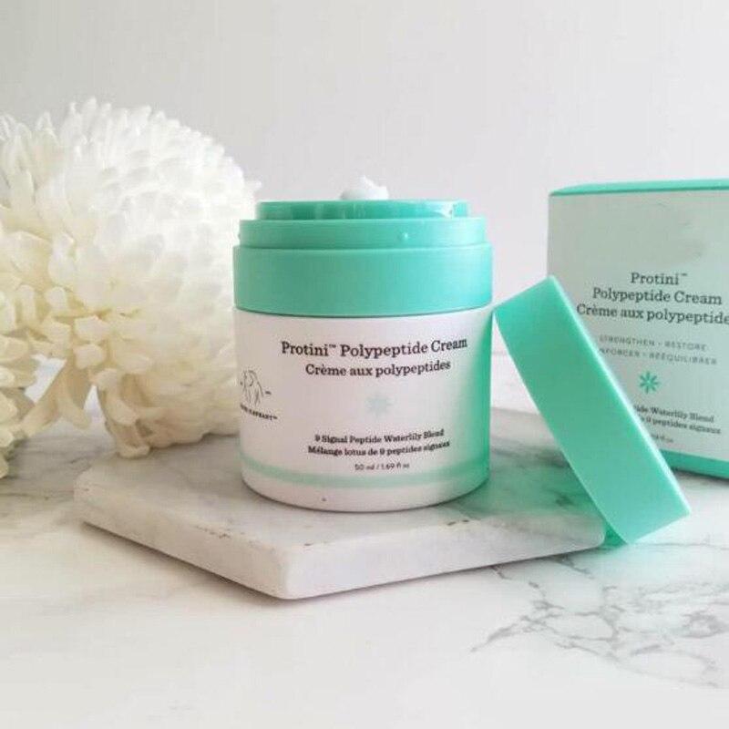 Face Skincare Elephant Cream Protini Polypeptide Cream Waterlily Size 1.69 OZ / 50ML Moisturizer With Amino Acids Virgin Marula