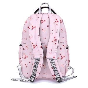Image 5 - جديد كبير المدرسية لطيف طالب المدرسة على ظهره المطبوعة للماء bagpack الابتدائية كتاب أكياس للمراهقات الاطفال