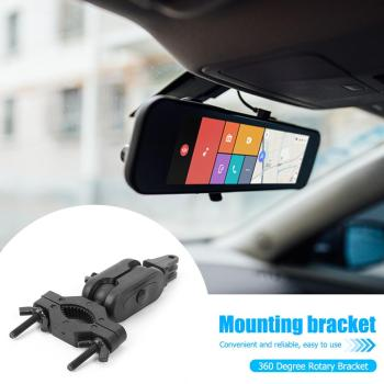 Car Driving Recorder DVR Mount Bracket Holder for Xiaomi 70Mai DVR Dash Camera 360 Degree Rotary New Quality Assure image