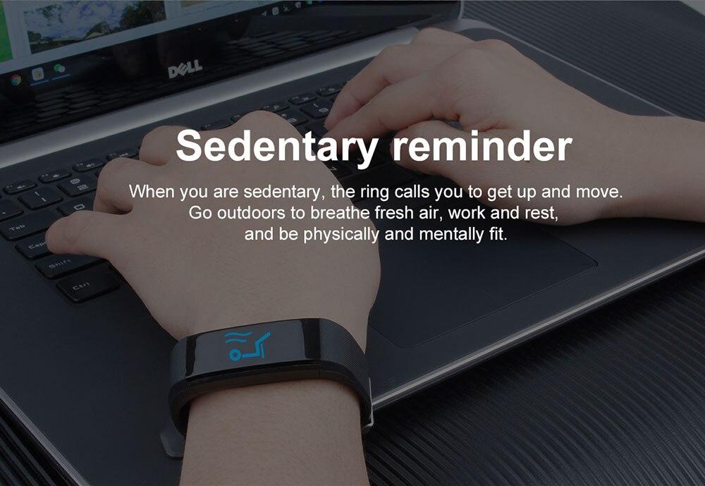 H25f60f959d2e41e2ad5e8ce91b1bbf276 Smart Bracelet Watch for Men Women 115 Plus Smart Wristband Fitness Tracker Pressure Sport Watch Heart Rate Monitor Band A2