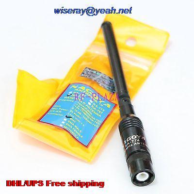 DHL/EMS 50 Pcs Antenna NAGOYA NA-774 Dual Band 144/430MHZ BNC Male For  BAOFENG Radio Antenna  Aerial  -A1