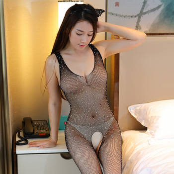Fishnet Shining Bodystockings 3